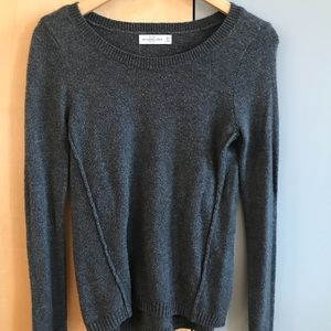 Abercrombie and Fitch Grey Sweater